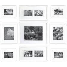 quick view gallery perfect 9 piece picture frame set