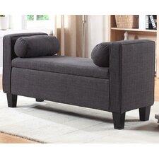 Royce Upholstered Storage Bedroom Bench