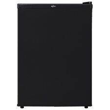 26.25-inch 2.56 cu. ft. Convertible Compact Refrigerator