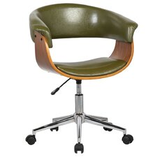 Low-Back Desk Chair
