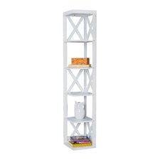 "65"" Corner Unit Bookcase"