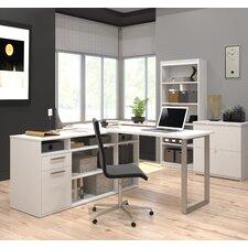 Alves 3 Piece Desk Office Suite (Set of 3)