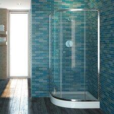 GB 90cm x 90cm x 180cm Quadrant Shower Enclosure