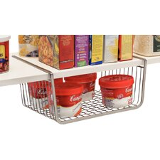 York Lyra Kitchen Pantry Under Shelf Basket