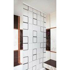 Quadro PEVA Stylish Waterproof Shower Curtain