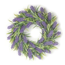 "Janice 12"" Lavender Wreath"