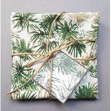 Spruce Furoshiki Square Fabric