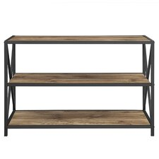 "Lyka Metal and Wood 26"" Etagere"