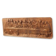 Christian Art Wall Sculptural Relief Panel Wall Décor