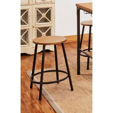 "Dora 24"" Bar Stool (Set of 4)"
