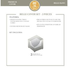 Belle Sofa Cover (Set of 2)