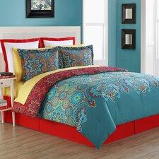 Terra Reversible Comforter Set