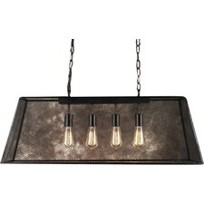 Edison Lemuel 4-Light Pool Table Light