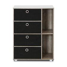 4 Drawer Multi-Purpose Storage Cabinet