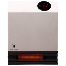 Deluxe 3,100 BTU Wall Mounted Electric Infrared Baseboard Heater