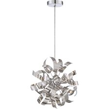 Loredo 3-Light Cord Hung Geometric Mini Pendant
