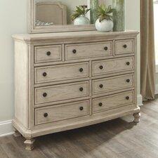 Glane 9 Drawer Dresser
