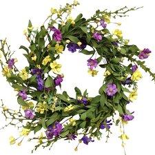"""Wildflower 20"""" Wreath"""