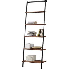 "Studio 76"" Leaning Bookcase"