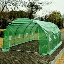 3m W x 6m D Commercial Greenhouse