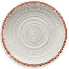 """Rustic Swirl 10.5"""" Melamine Dinner Plate (Set of 6)"""