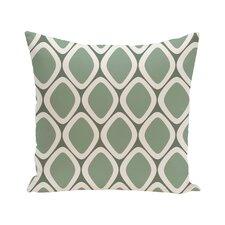 Sevier Geometric Print Outdoor Pillow