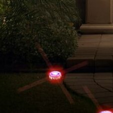 Decorative Solar 2-Light Step Light (Set of 2)