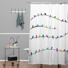 Ketner Happy Spring Shower Curtain