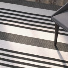 Eres Black/Bone Indoor/Outdoor Area Rug