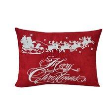 christmas holiday throw pillows youll love wayfair - Christmas Decorative Pillows