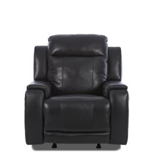 Biali Recliner with Headrest and Lumbar Support