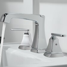 Ashlyn Standard Bathroom Faucet Lever Handle with Drain Assembly