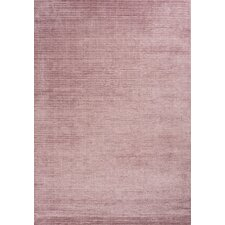 Charm Hand-Loomed Rose Area Rug
