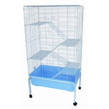5-Level Small Animal Cage