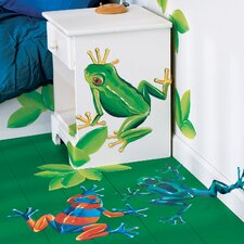 Tree Frogs Wall Decal