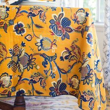 Pongal Pumpkin Tablecloth