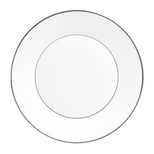 "Platinum Fine Bone China 7"" Plate"