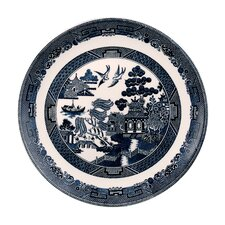 """Classic Willow Blue 10"""" Dinner Plate (Set of 6)"""