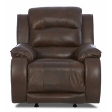 Baton Rouge Recliner with Headrest and Lumbar Support