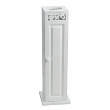 Ellsworth Freestanding Bathroom Toilet Roll Cabinet