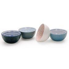 Petunia 12 oz. Rice Bowls