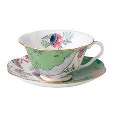 Butterfly Bloom Butterfly Posy Cup and Saucer (Set of 2)