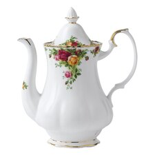 Old Country Roses 5.25 Cup Coffee Pot Server