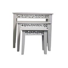 Romantik 3 Piece Nest of Tables
