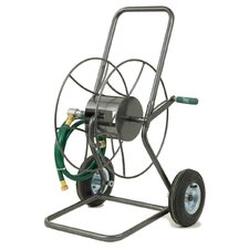 Steel Hose Reel Cart