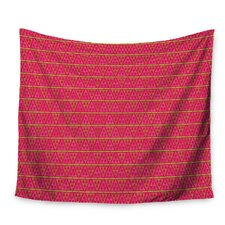 Woven by Julie Hamilton Wall Tapestry