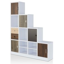 "Rory 62"" Cube Unit Bookcase"