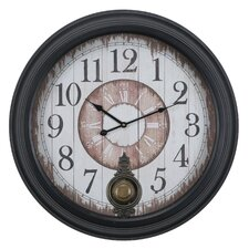 "Oversized 25.25"" Wall Clock"