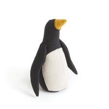 Penguino Wool Floor Stop