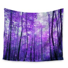 Magic Woods by Iris Lehnhardt Wall Tapestry